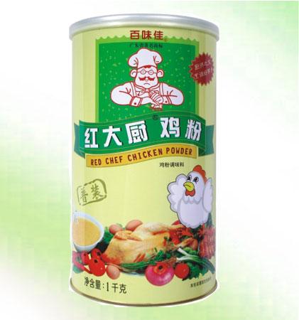 百味佳普装红大厨鸡粉